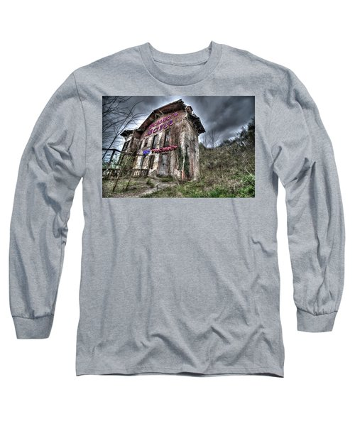 Luciano's Motel Long Sleeve T-Shirt