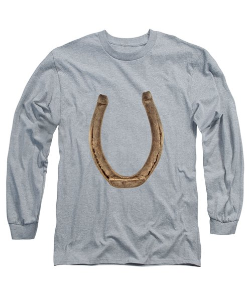 Lucky Horseshoe Long Sleeve T-Shirt