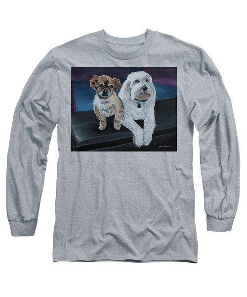Lucy And Colby Long Sleeve T-Shirt
