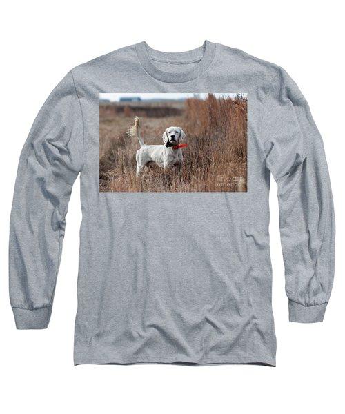 Long Sleeve T-Shirt featuring the photograph Luke - D010076 by Daniel Dempster
