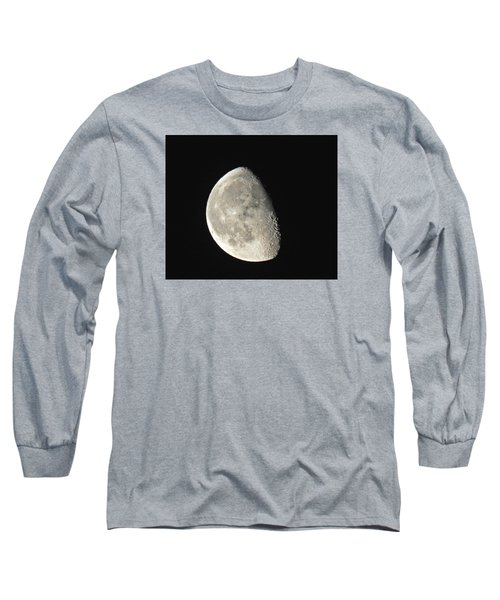 Lunar Delight Long Sleeve T-Shirt by Brian Chase