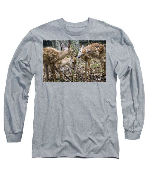 Lunch With Friends Long Sleeve T-Shirt
