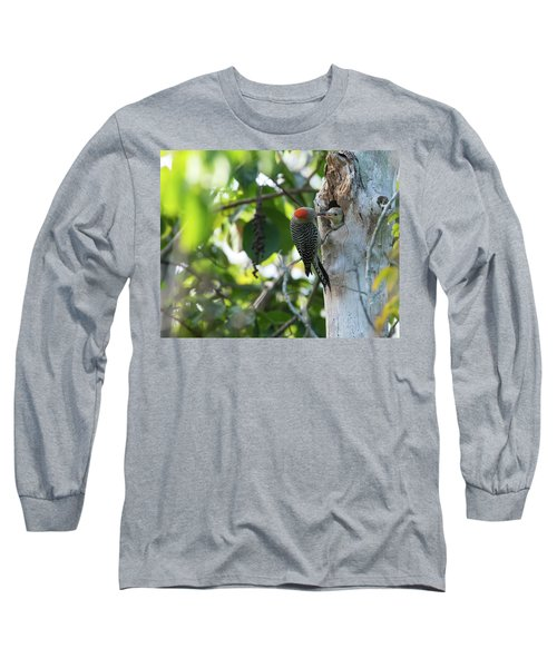 Lunchtime Long Sleeve T-Shirt by Arthur Dodd