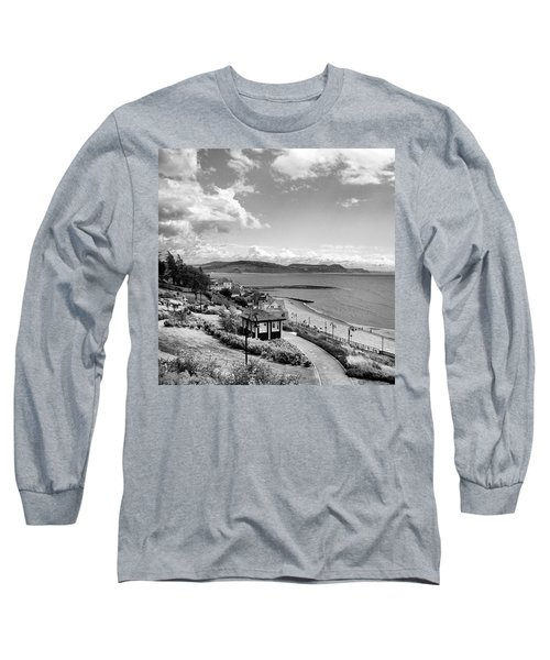 Lyme Regis And Lyme Bay, Dorset Long Sleeve T-Shirt by John Edwards