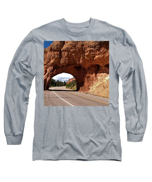 M-a-y-b-e We Should Just Turn Around Long Sleeve T-Shirt