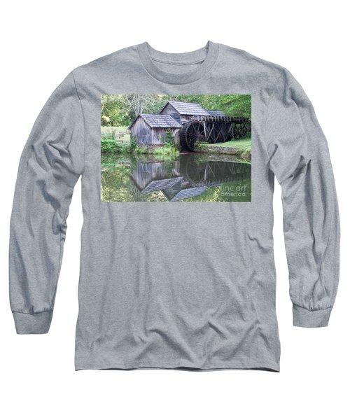 Mabry Mill Long Sleeve T-Shirt