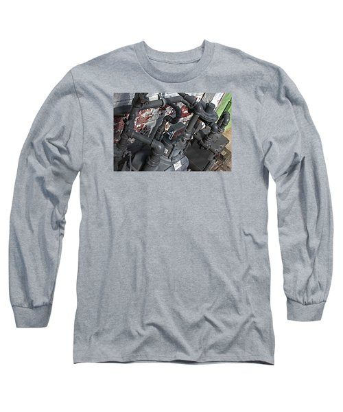 Machinery Long Sleeve T-Shirt