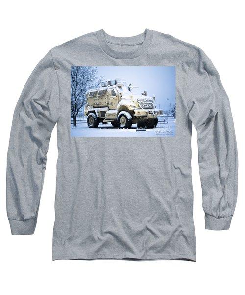 Machines Of War Long Sleeve T-Shirt