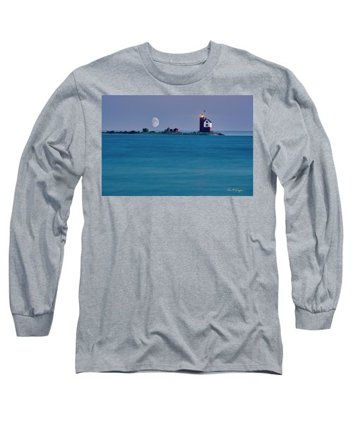 Mackinac Moon Long Sleeve T-Shirt