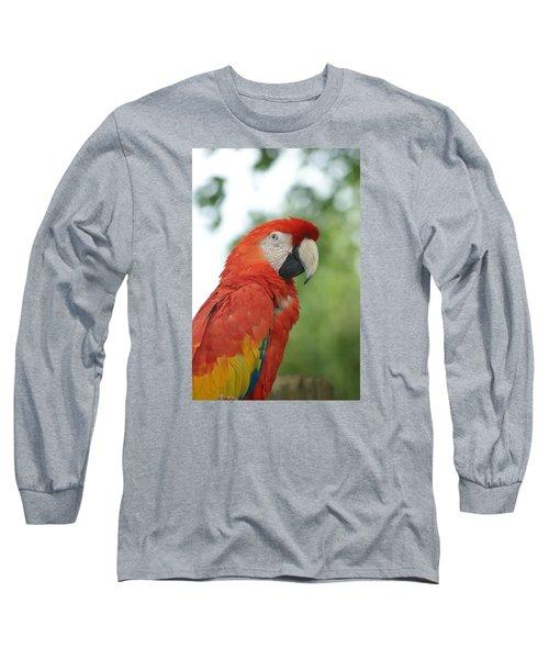 Macraw Long Sleeve T-Shirt