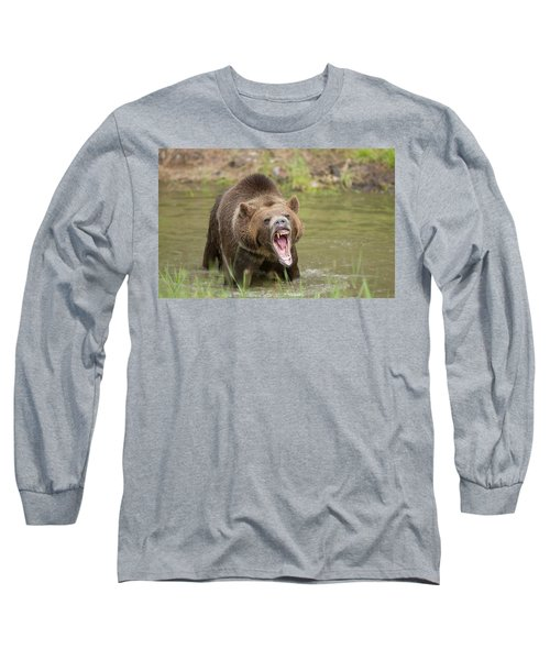 Mad Bear Long Sleeve T-Shirt