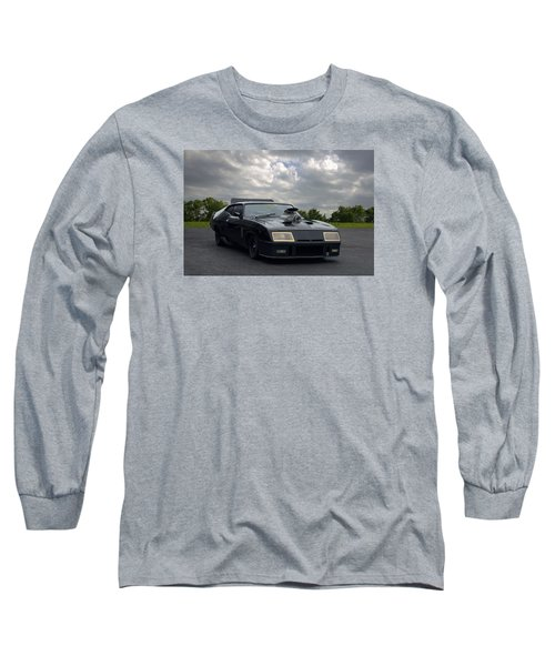 Mad Max Mfp Interceptor Replica Long Sleeve T-Shirt