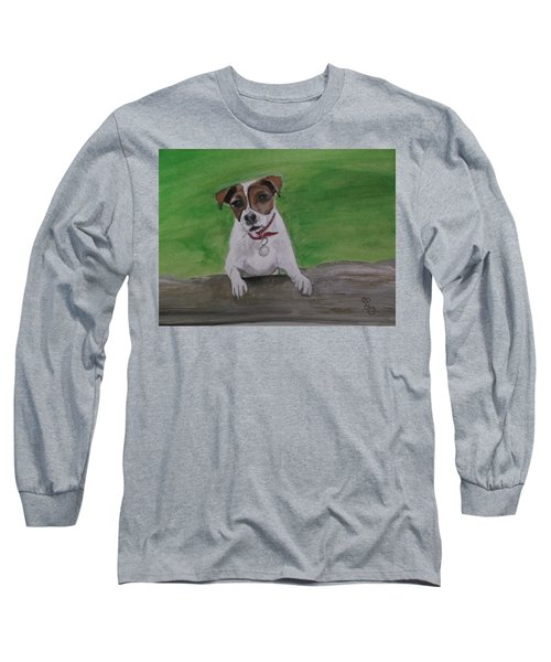Maddie Long Sleeve T-Shirt by Carole Robins
