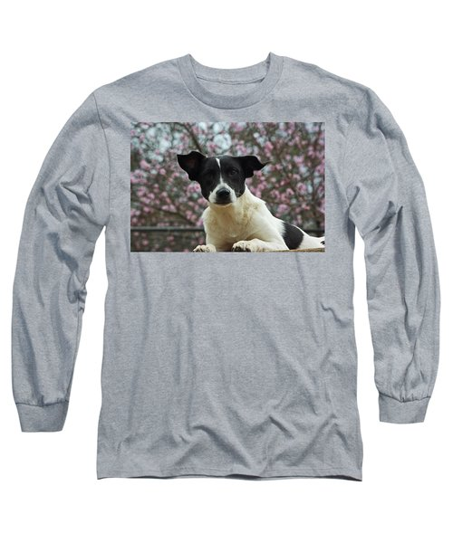 Madison In Spring Long Sleeve T-Shirt