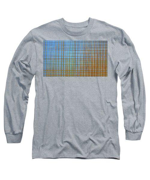 Madras Plaid Long Sleeve T-Shirt