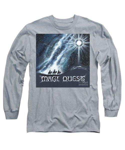 Magi Quest Long Sleeve T-Shirt