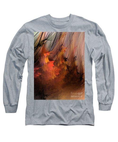 Magic Long Sleeve T-Shirt by Karin Kuhlmann