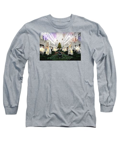 Magic Of Christmas Long Sleeve T-Shirt