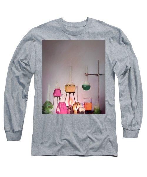 Magical Beakers Long Sleeve T-Shirt