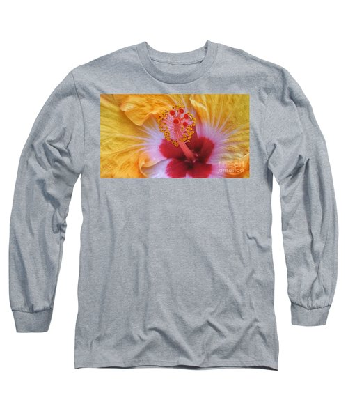 Magical Hibiscus  Long Sleeve T-Shirt