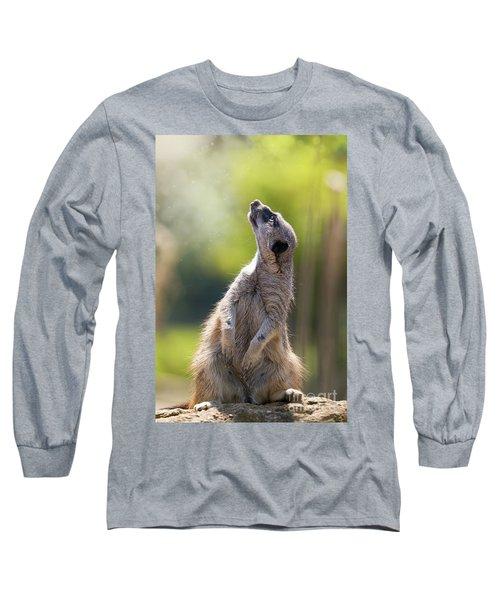 Magical Meerkat Long Sleeve T-Shirt