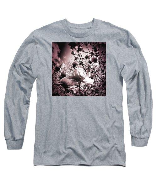 Magnolia Pink Long Sleeve T-Shirt