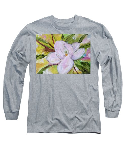 Magnolia Refrain Long Sleeve T-Shirt
