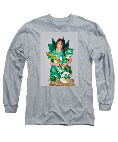 Mahko In The Jungle Book Long Sleeve T-Shirt