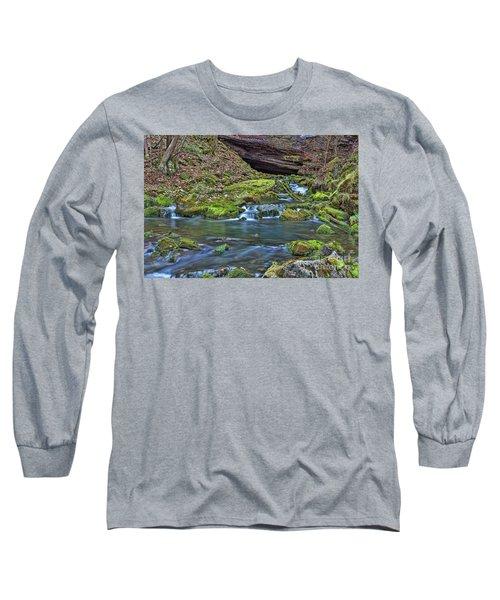 Maiden Springs Long Sleeve T-Shirt