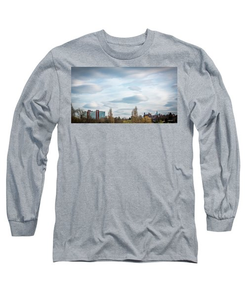 Majestic Cloud 2 Long Sleeve T-Shirt