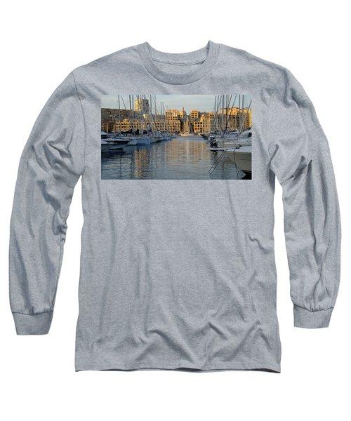 Majestic Vieux Port Long Sleeve T-Shirt