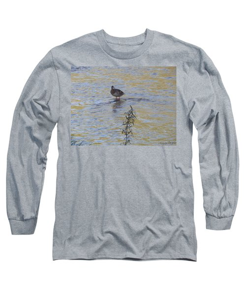 Mallard And The Branch Long Sleeve T-Shirt