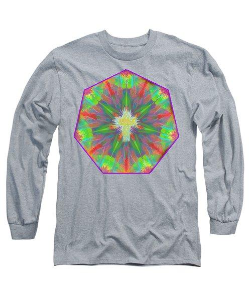 Mandala 1 1 2016 Long Sleeve T-Shirt