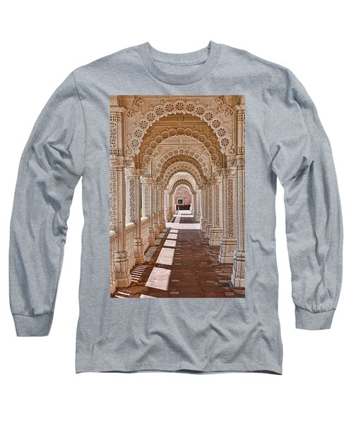 Mandir # 5 Long Sleeve T-Shirt