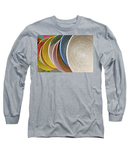 Manhattan Wicker Long Sleeve T-Shirt