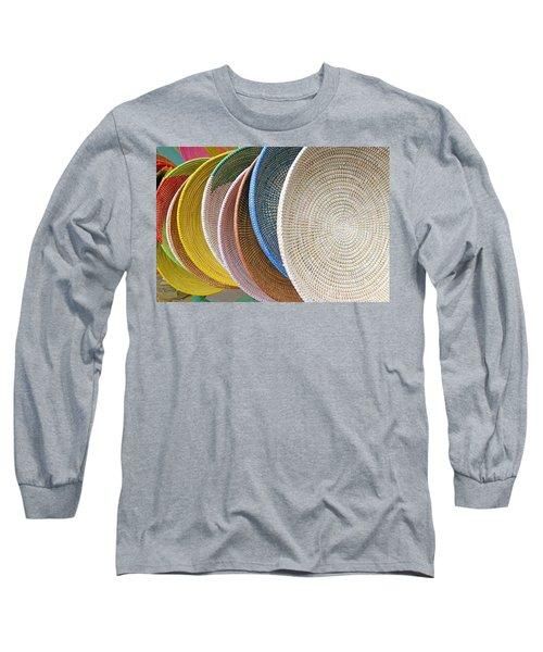 Manhattan Wicker Long Sleeve T-Shirt