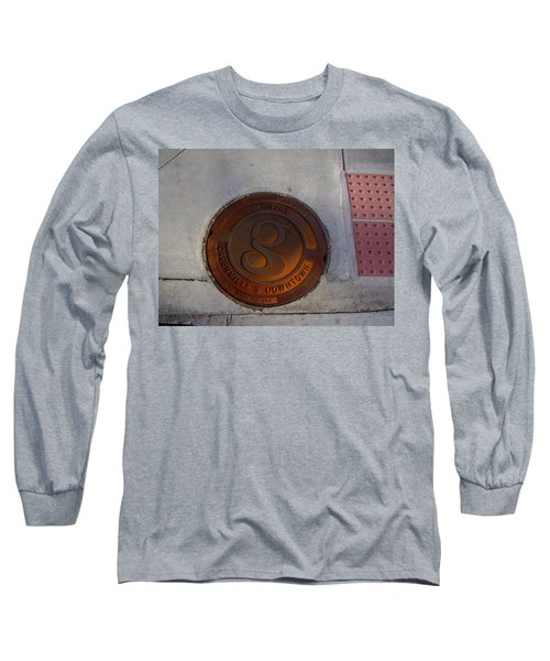 Manhole I Long Sleeve T-Shirt