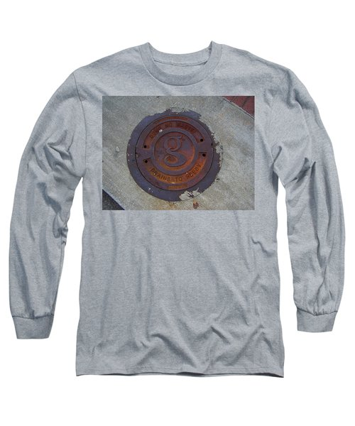 Manhole IIi Long Sleeve T-Shirt
