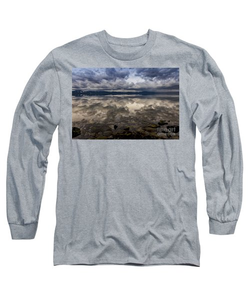 Manifestation  Long Sleeve T-Shirt by Mitch Shindelbower