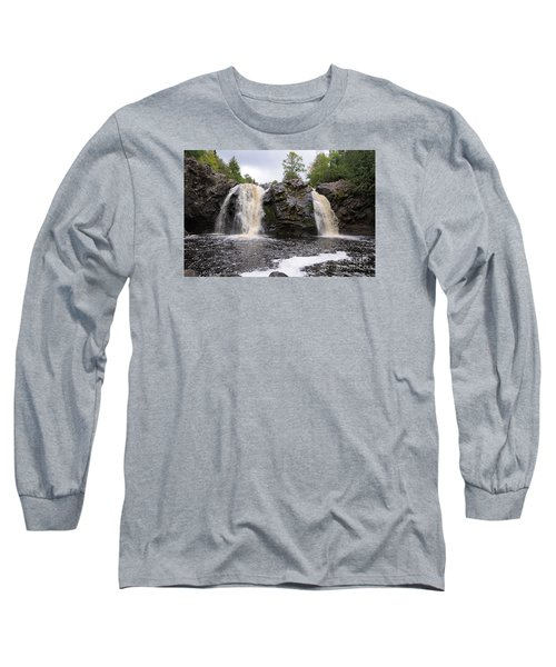 Long Sleeve T-Shirt featuring the photograph Manitou by Sandra Updyke