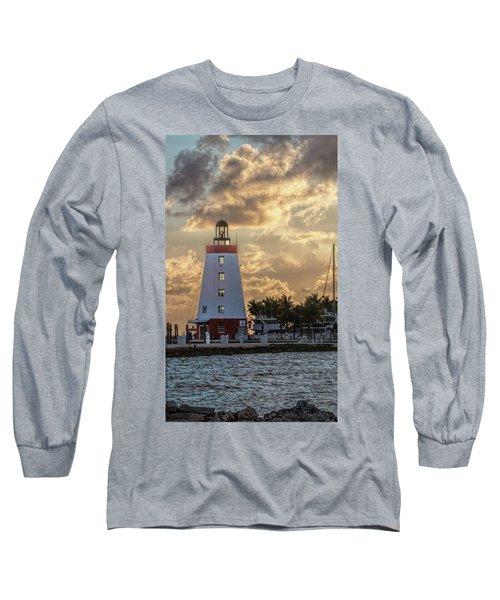 Marathon Light House Long Sleeve T-Shirt