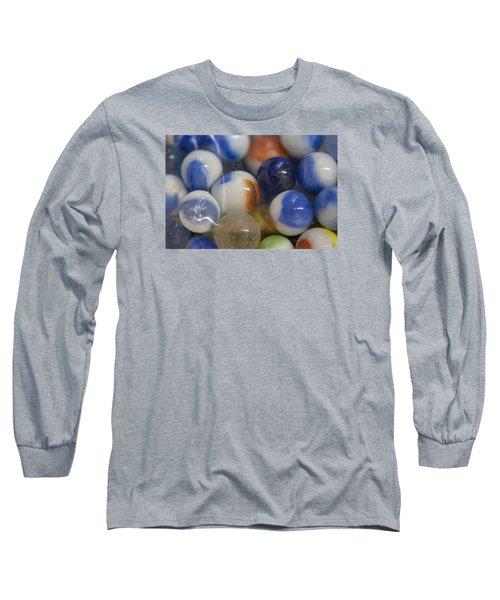 Marble Memories Long Sleeve T-Shirt