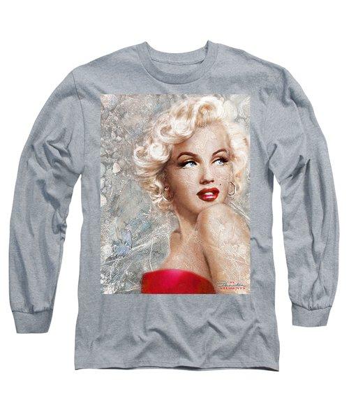 Marilyn Danella Ice Long Sleeve T-Shirt