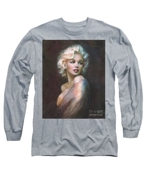 Marilyn Ww  Long Sleeve T-Shirt