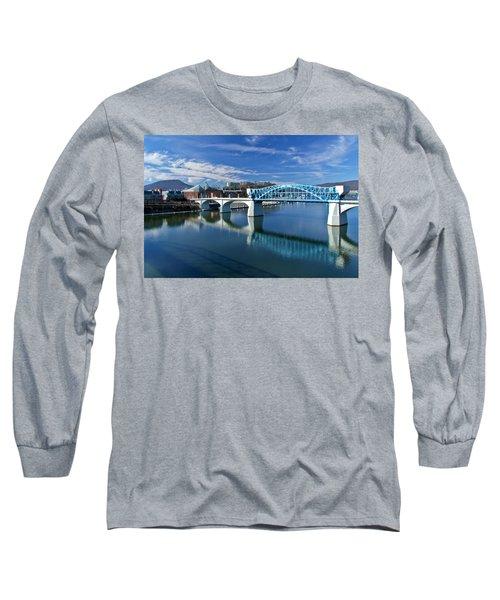 Market Street Bridge  Long Sleeve T-Shirt