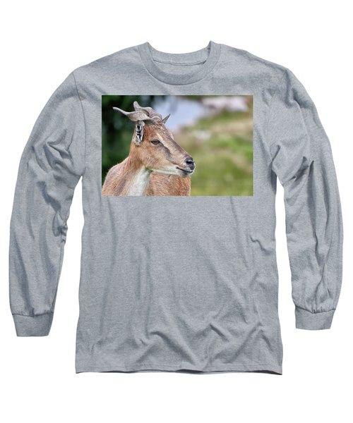 Markhor Long Sleeve T-Shirt