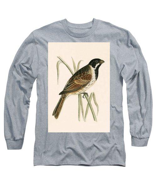 Marsh Bunting Long Sleeve T-Shirt