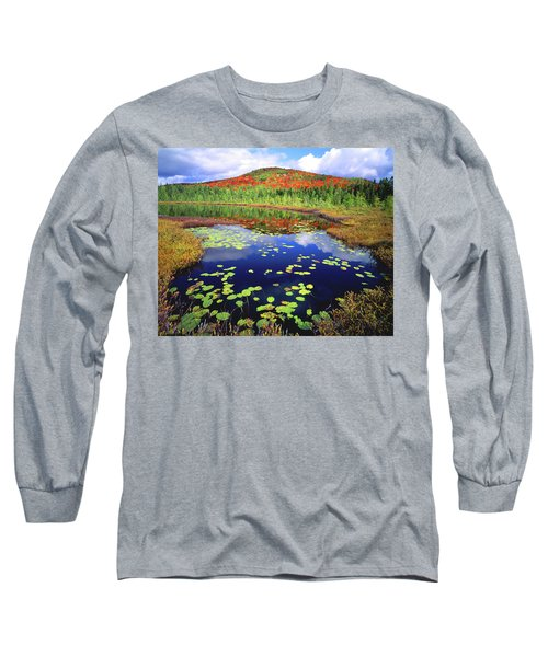 Marsh Pond Long Sleeve T-Shirt
