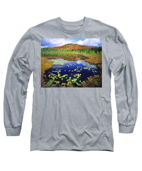 Marsh Pond Long Sleeve T-Shirt