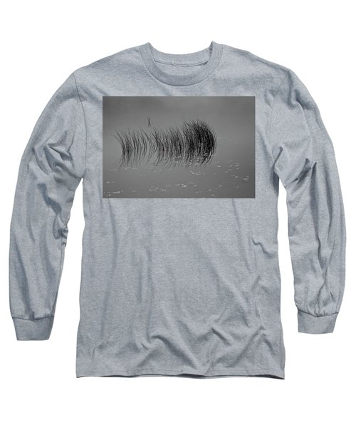 Long Sleeve T-Shirt featuring the photograph Marsh Reflection by Albert Seger